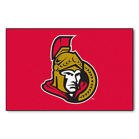 NHL Ottawa Senators Doormat