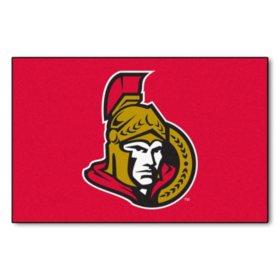 NHL Ottawa Senators Doormat