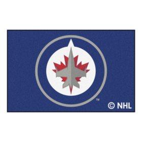 NHL Winnipeg Jets Doormat