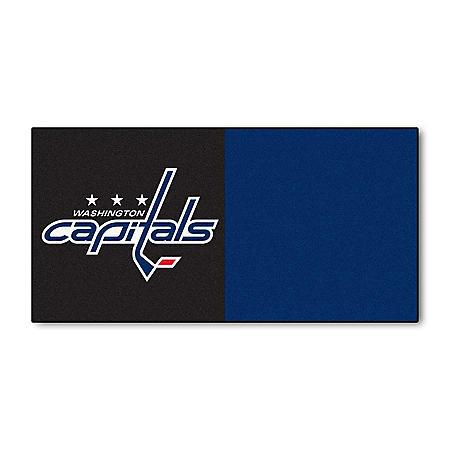 NHL - Washington Capitals Team Carpet Tiles