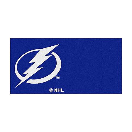 NHL - Tampa Bay Lightning Team Carpet Tiles