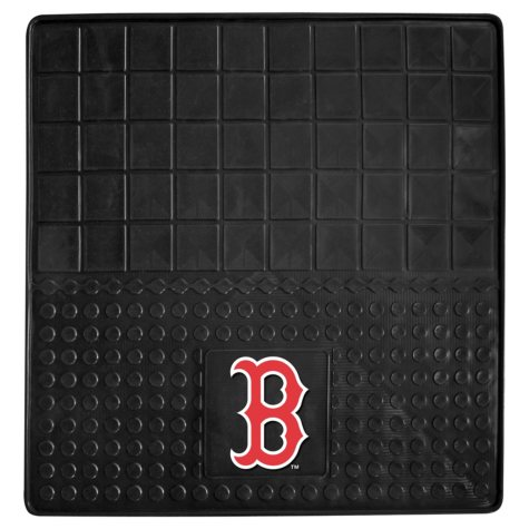 MLB - Boston Red Sox Heavy Duty Vinyl Cargo Mat
