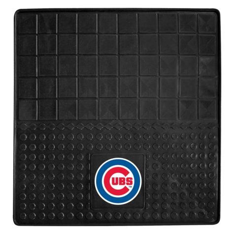 MLB - Chicago Cubs Heavy Duty Vinyl Cargo Mat