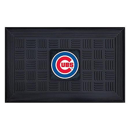 MLB - Chicago Cubs Medallion Door Mat
