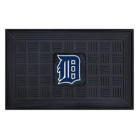 MLB - Detroit Tigers Medallion Door Mat