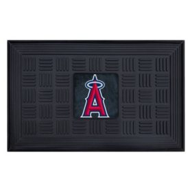 MLB Los Angeles Angels Medallion Doormat