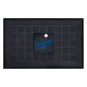 MLB Los Angeles Dodgers Medallion Doormat