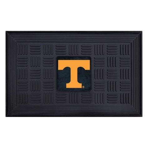 NCAA - University of Tennessee Medallion Door Mat
