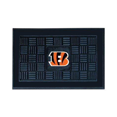 NFL - Cincinnati Bengals Medallion Door Mat