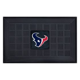 NFL Houston Texans Medallion Doormat