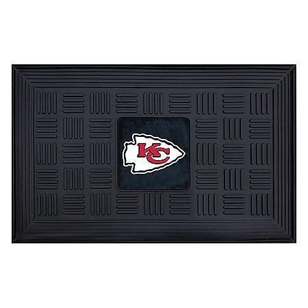 NFL - Kansas City Chiefs Medallion Door Mat