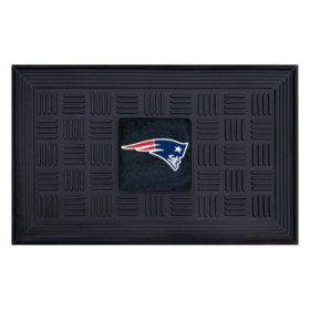 NFL - New England Patriots Medallion Door Mat