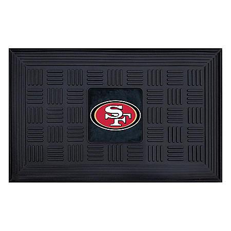 NFL - San Francisco 49ers Medallion Door Mat