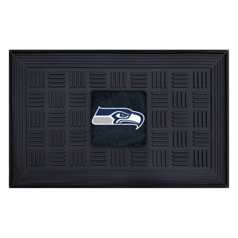 NFL - Seattle Seahawks Medallion Door Mat