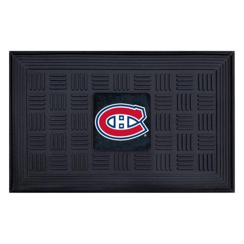 NHL Montreal Canadiens Medallion Doormat