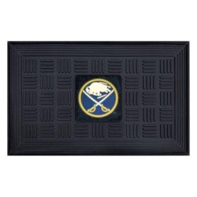 NHL Buffalo Sabres Medallion Doormat