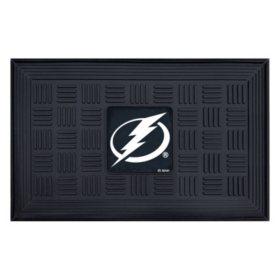 NHL Tampa Bay Lightning Medallion Doormat