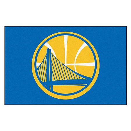 NBA Golden State Warriors Doormat