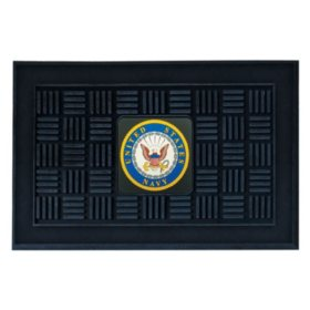 U.S. Navy Medallion Doormat