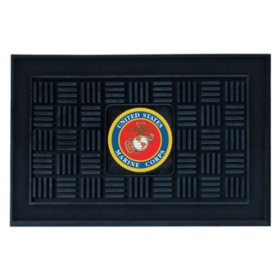 U.S. Marines Medallion Doormat