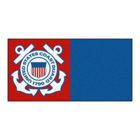 MIL - U.S. Coast Guard Team Carpet Tiles