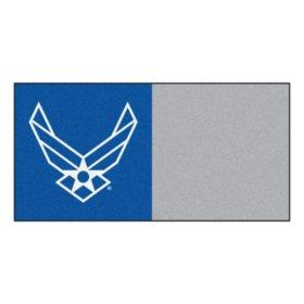 MIL - U.S. Air Force Team Carpet Tiles