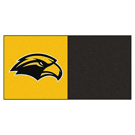 NCAA - University of Southern Mississippi Team Carpet Tiles