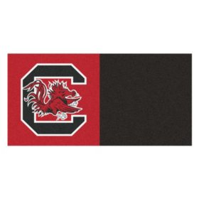 NCAA - University of South Carolina Team Carpet Tiles