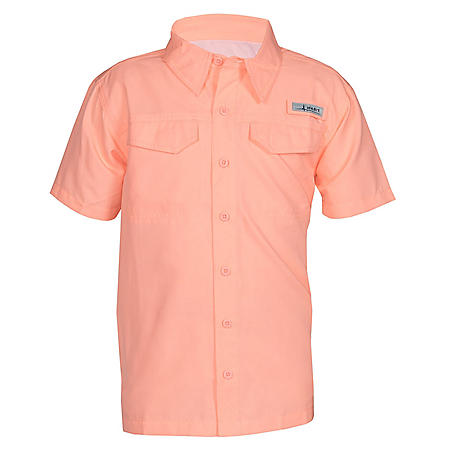 Habit Youth Short-Sleeve River Shirt