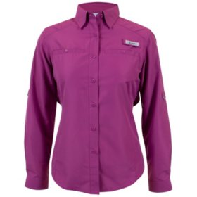 Habit Ladies Long-Sleeve River Shirt