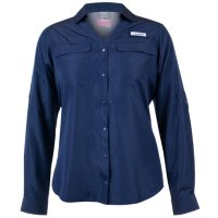 Habit Ladies Long-Sleeve River Shirt