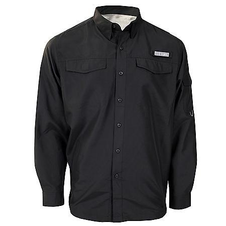Habit Men's Long-Sleeved River Shirt
