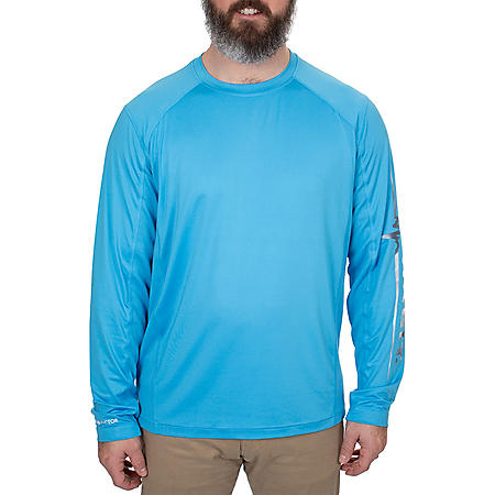 Habit Men's Performance Fishing Tee