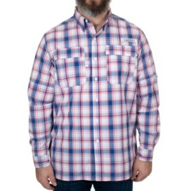 Habit Men's Long Sleeve Premier Fishing Shirt