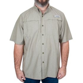Habit Men's Short Sleeve Premier Fishing Shirt