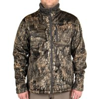 Habit Men's Full Zip Sherpa Shell Jacket