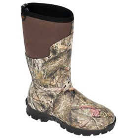 Habit Camo Insulated Adult Boot