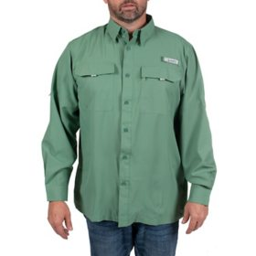 Habit Men's Long-Sleeve River Shirt