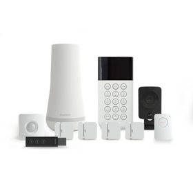 SimpliSafe 10-Piece DIY Home Security Kit with 1080p SimpliCam