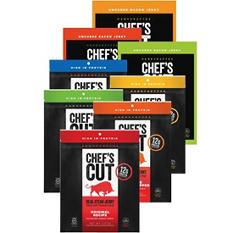 Chef's Cut Real Jerky, Variety (8 pk.)