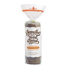 Jenny Lee Gourmet Pumpkin Walnut Cinnamon Swirl Bread (1.3 lbs., 3 pk.)