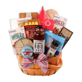 Seaside Great BBQ Seasoning Gift Basket