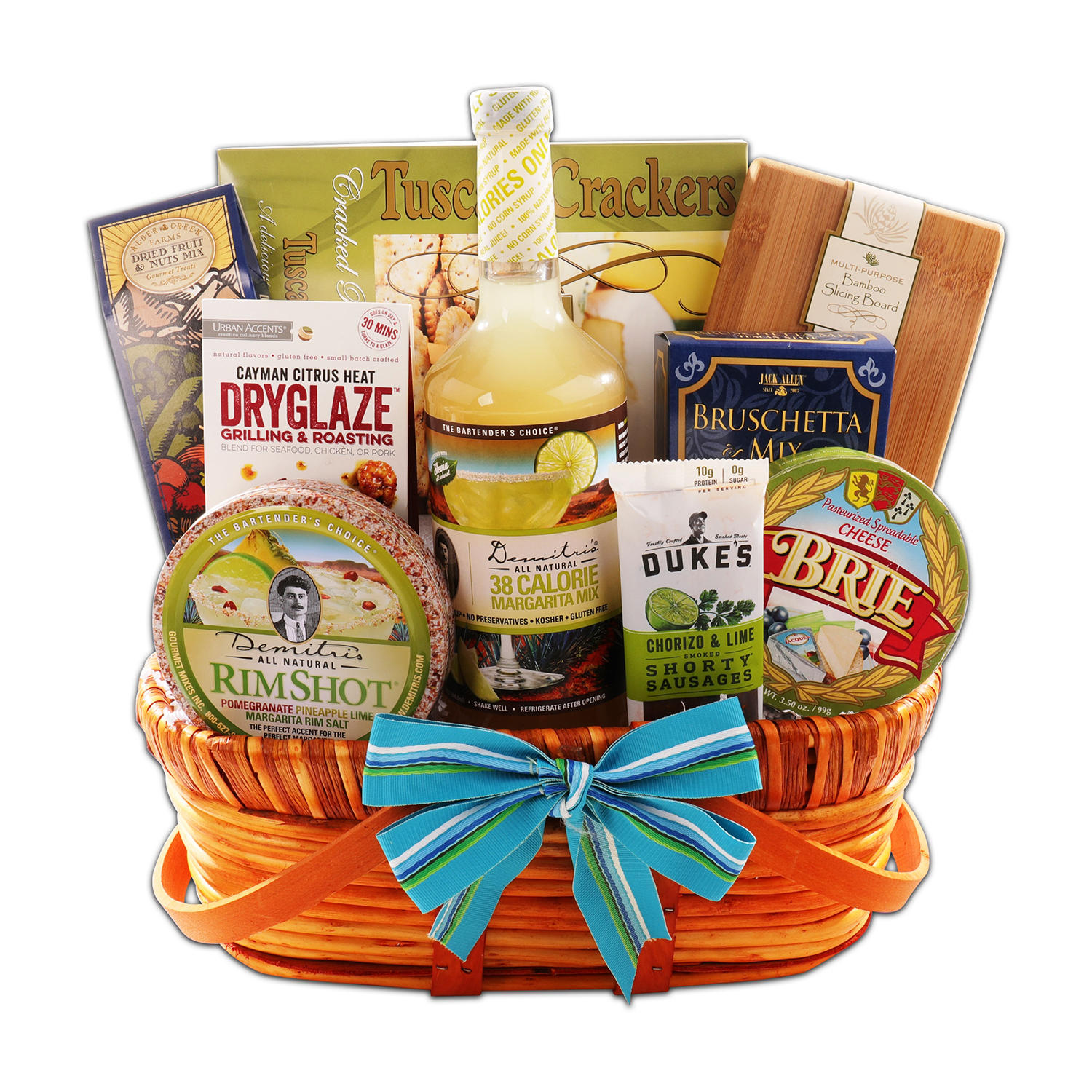 Summertime Margarita Madness Gift Basket