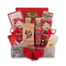 Gourmet Holiday Gift Tray