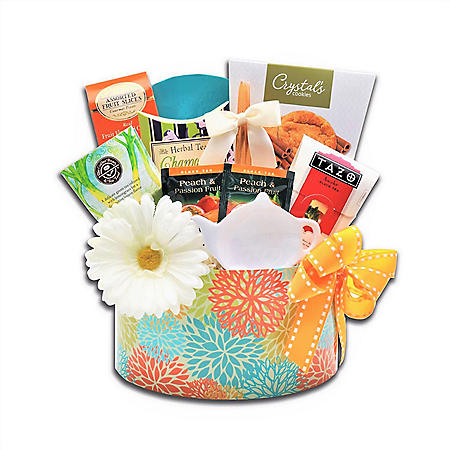 Tea Essentials Gift Basket