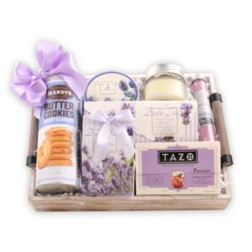 Enjoy and Relax Gift Basket