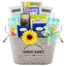 Sunny Day with You Gift Basket