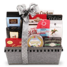 Foodies Favorites Gift Basket