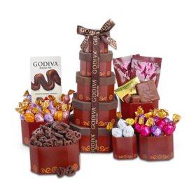 Godiva Gift Tower