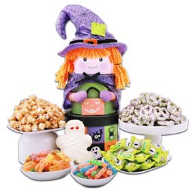 Wanda the Witch Gift Tower